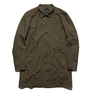 TRANSIT TRAVEL COAT