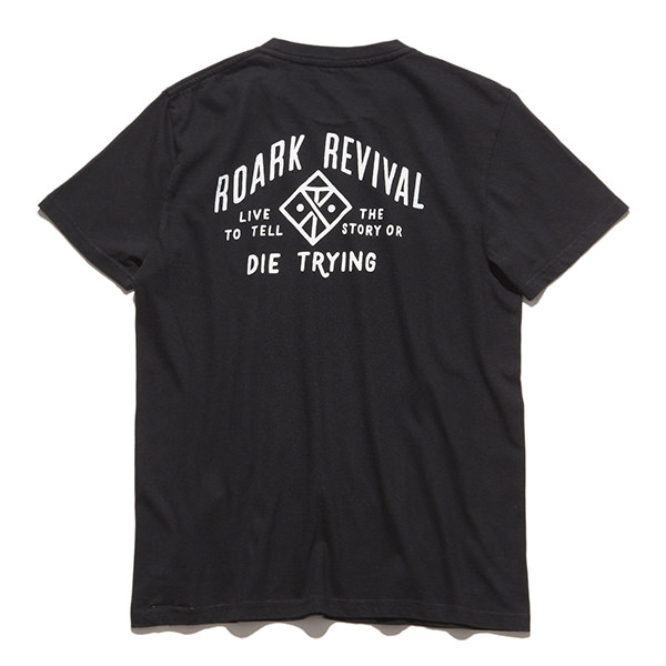 live to tell tee ss tee tシャツ roark revival ロアーク