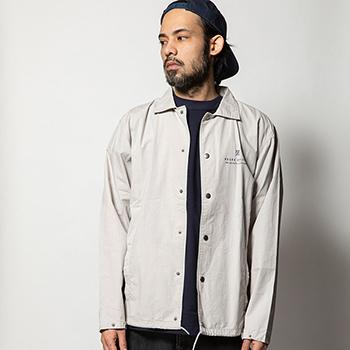 """WAYWARD"" WASHED COTTON COACHES JACKET"