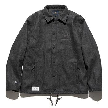 """COMPANY OF WAYWARD"" MELTON COACHES JACKET"
