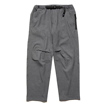 WOOLY ST NEW TRAVEL PANTS - RELAX TAPERED