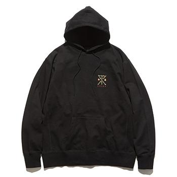 """JOGLO"" P/O HOODED SWEAT"