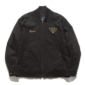 """OPEN ROADS"" BOMBER JACKET"