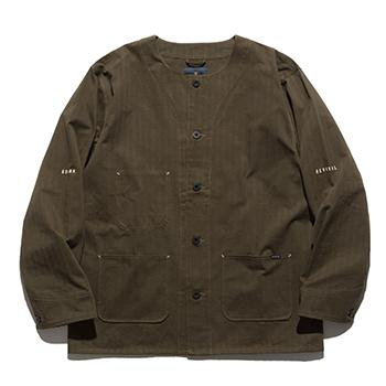 """KAMON"" ENGINEER SHIRTS JACKET"