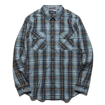 PINNACLES L/S FLANNEL
