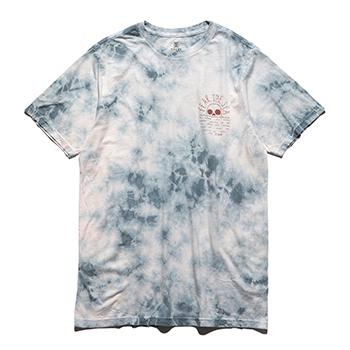 """FEAR THE SEA""  TIE DYE TEE"
