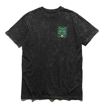 """JUNGLE LUCIDUM""  DYED TEE"