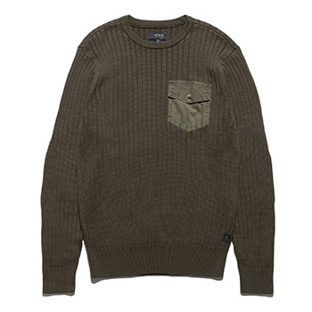 SCOUT SWEATER