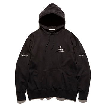 """Morocco Vibrato"" P/O HOODED SWEAT"