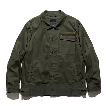 FIELDMAN LW SHIRTS JACKET