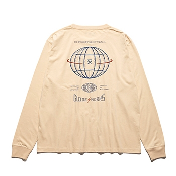"""GUIDE WORKS"" L/S TEE"