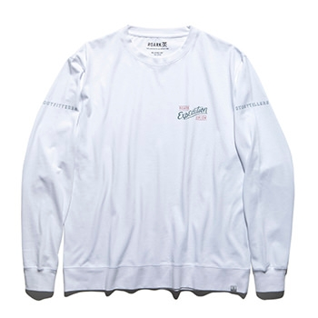 """EXPEDITION UNION"" 9.3oz H/W L/S TEE"