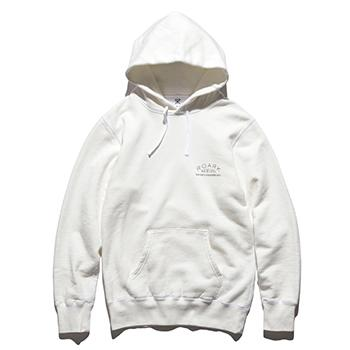 """BAR FIGHTS"" P/O HOODED L/W SWEAT"