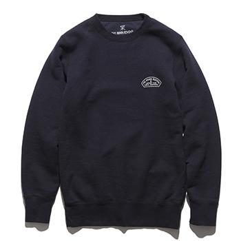 """LOCAL SAVAGES 1970-1977"" CREW NECK L/W SWEAT"