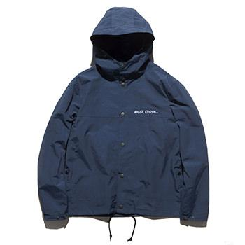 """KANG-FU DUB"" 60/40 HOODED COACHES JACKET"