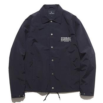 """INSCRIPTION"" 60/40 COACHES JACKET"