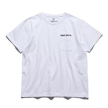 """KANG-FU DUB"" 9.3oz H/W POCKET TEE"