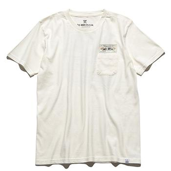 """ESSENTIALS"" POCKET TEE"