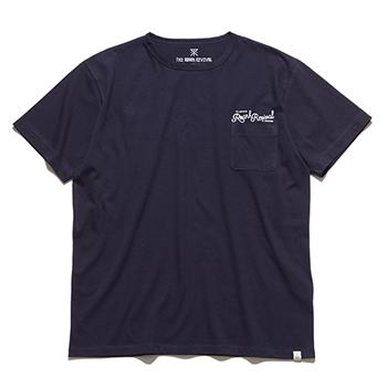"""DEADBEATS"" POCKET TEE"