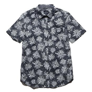 MIGHTY DIAMONDS S/S WOVEN