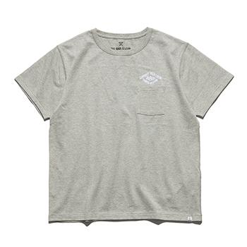 """S.Y.L.S"" 9.3oz H/W POCKET TEE"
